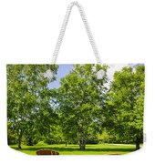 Summer Relaxing Weekender Tote Bag