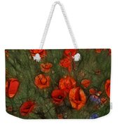 Summer Wind Weekender Tote Bag
