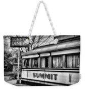 Summit Diner Weekender Tote Bag
