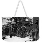 Sun Ra Arkestra Uc Davis Quad 2 Weekender Tote Bag by Lee  Santa