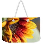 Sunflower Named The Joker Weekender Tote Bag