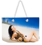 Sunlight Serenity Weekender Tote Bag