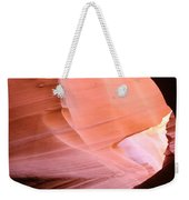 Sunlit Canyon Weekender Tote Bag