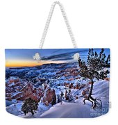 Sunrise At Bryce Weekender Tote Bag