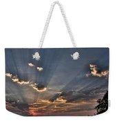 Sunrise Glory Weekender Tote Bag