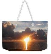 Sunrise In Cancun Weekender Tote Bag