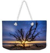 Sunrise Jewel Weekender Tote Bag by Debra and Dave Vanderlaan