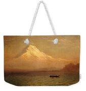 Sunrise On Mount Tacoma Weekender Tote Bag