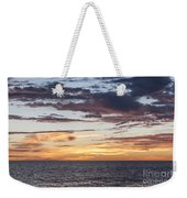 Sunrise Over The Sea Of Cortez Weekender Tote Bag