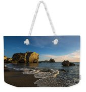 Sunset At Pismo Beach Weekender Tote Bag