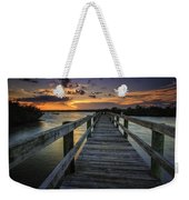 Sunset At Wildcat Cove Weekender Tote Bag
