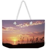 Sunset Over The Sea, Venice Beach Weekender Tote Bag