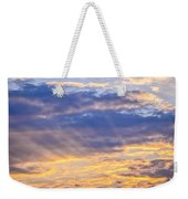 Sunset Sky Weekender Tote Bag by Elena Elisseeva