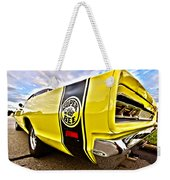 Super Close Super Bee  Weekender Tote Bag