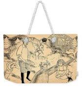 Sutter's Mill Weekender Tote Bag
