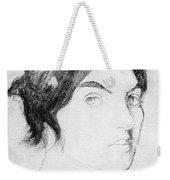 Suzanne Valadon (1865-1938) Weekender Tote Bag