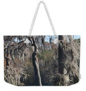 Swampreflection  Weekender Tote Bag