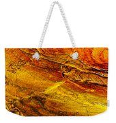 Sweet Potato Pie  Rock In Petra-jordan Weekender Tote Bag
