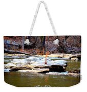Sweetwater Creek Weekender Tote Bag