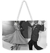Swing Dancing Couple Weekender Tote Bag