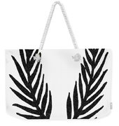 Symbol Achievement Weekender Tote Bag