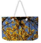 Tabebuia Tree Blossoms Weekender Tote Bag
