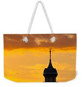 Tampa Bay Hotel Dome At Sundown Weekender Tote Bag