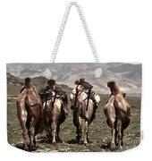 Working Camels Weekender Tote Bag