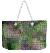 Technology Abstract Weekender Tote Bag by Michal Boubin