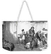 Temperance Movement, 1847 Weekender Tote Bag