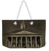 Tennessee Capitol Building Weekender Tote Bag by Dan Sproul