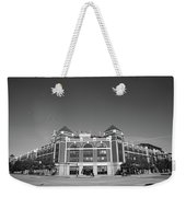 Texas Rangers Ballpark In Arlington Weekender Tote Bag