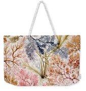 Textile Design Weekender Tote Bag