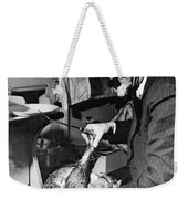 Thanksgiving, 1940 Weekender Tote Bag