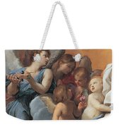 The Assumption Of The Virgin Mary Weekender Tote Bag