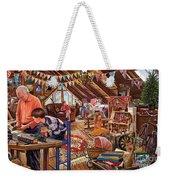 The Attic Weekender Tote Bag