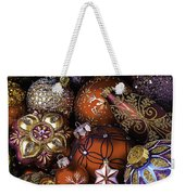 The Beauty Of Christmas Weekender Tote Bag