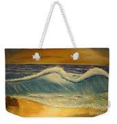 The Big Wave Weekender Tote Bag