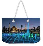 The Blue Mosque Weekender Tote Bag
