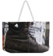 The Boot Weekender Tote Bag