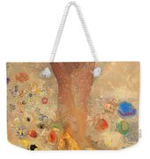 The Buddha Weekender Tote Bag