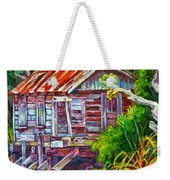 The Camp Bayou Weekender Tote Bag