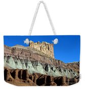 The Castle Capitol Reef National Park Utah Weekender Tote Bag
