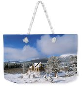 The Chapel On The Rock I Weekender Tote Bag