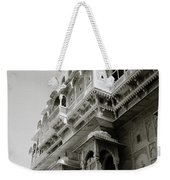 The City Palace Weekender Tote Bag
