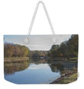 The Erie Canal  Weekender Tote Bag