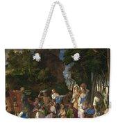 The Feast Of The Gods Weekender Tote Bag