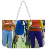 The First Lady And Daughters Weekender Tote Bag