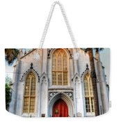 The French Huguenot Church Weekender Tote Bag