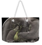 The Gallbladder Weekender Tote Bag